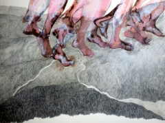 patricia cartereau, dessin, art contemporain