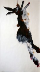 Patricia Cartereau, exposition, chasse et chassé, clisson
